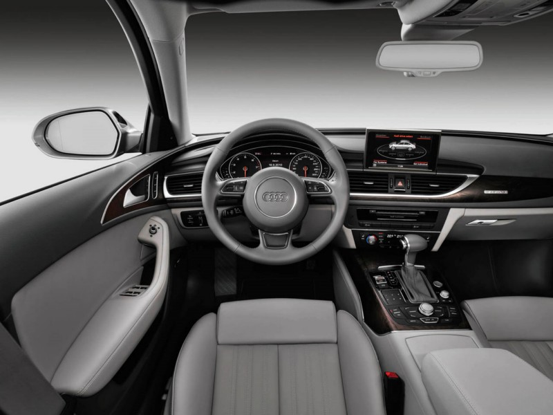 Audi MMI 3G Touch